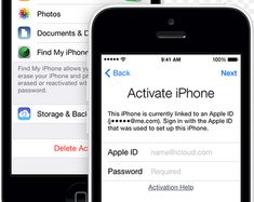 Bypass icloud lock on your iPhone via imei code on any carrier. this is official service to bypass icloud activation lock.