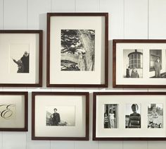 Wall gallery ideas layout pottery barn ideas for 2019 Gallery Wall Layout, Gallery Frames, Gallery Walls, Art Gallery, Pottery Barn, Home Decor Signs, Cheap Home Decor, Picture Wall, Picture Frames