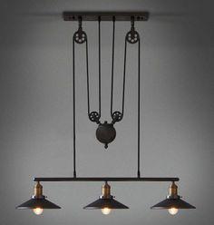 Hanglamp katrol
