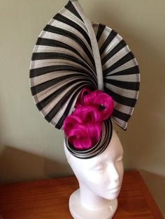 BY NESS BUHLMAN  #millinery #hats #HatAcademy