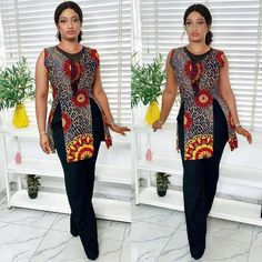 It's all about these 8 beautiful ankara tops that make a great addition to your closet. You can rock any of these 8 beautiful ankara tops Unique Ankara Styles, Ankara Styles For Women, Ankara Gown Styles, Latest Ankara Styles, Latest African Fashion Dresses, African Dresses For Women, African Print Fashion, African Attire, African Tops