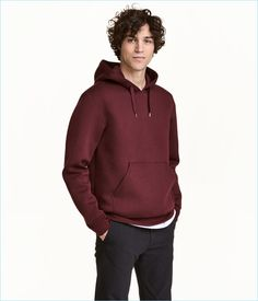 H&M 2016 Men's Hoodies & Sweatshirts