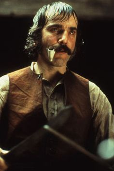 """""""You see this knife? I'm gonna teach you to speak English with this fucking knife!""""    - Bill The Butcher, Gangs Of New York"""