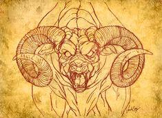 last unicorn red bull tattoo - Google Search