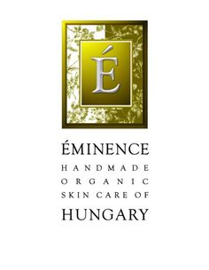 Eminence Skin Care-a friend of mine shared this brand with me not too long ago, and I'm looking forward to trying it!