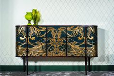 Luxury Furniture & Design: Patina® by Codital S.r.l. from Italy. Art Nouveau...