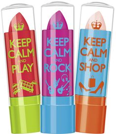 Rimmel Keep Calm and Rock Lip Balm huulivoide g Rimmel, Joko, Lip Balm, Keep Calm, Lips, Makeup, Products, Make Up, Stay Calm