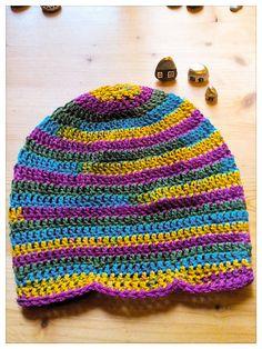 Atulu / Pruhovaná čiapka