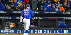 .@MattHarvey33 was brilliant. #Mets #LGM
