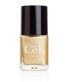 Gold Nail Lacquer