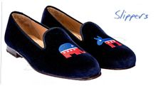 Slippers Stubbs and wootton