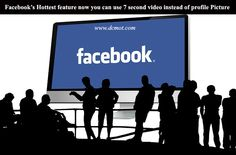 facebook hottest feature now use can use profile video instead of profile picture mark zukerberg video profile dcmot