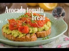 We love food, we cook every day, try recipe, test it and the best what we find and test, we shoot! Every week new delicious and tested recipes! Please leave . Tomato Bread, Recipe From Scratch, Love Food, Baked Potato, Roast, Avocado, Channel, Healthy Recipes, Dinner