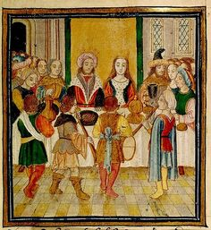 Image result for court musicians 15th century