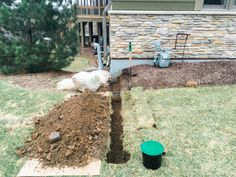70 Best Downspouts Images In 2019 Landscaping Drainage