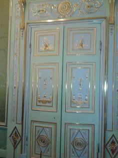 """""""Золотые палаты"""" в доме И.И.Демидова. Арх. М.Ф.Казаков"""