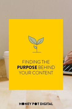 On top of a point for each piece of content, you need to have a purpose around how all of this content benefits your brand or business. Whether you are trying to entertain your readers, inspire them, or educate them, in the long term, this can make great change for your business.