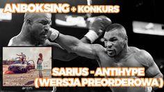 Unboxing - SARIUS - ANTIHYPE (WERSJA PREORDEROWA) + KONKURS