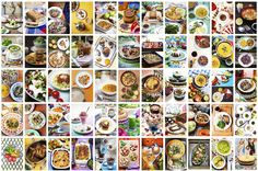 1 year of recipes for Vogue Helmsley And Helmsley, Healthy Foods, Healthy Recipes, Allrecipes, 1 Year, Sugar Free, Gluten, Vogue, Autumn