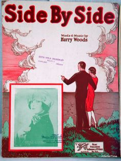 1920s sheet music fox trot waltz Lonely Romeo and Lullaby Land