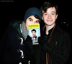 Darren & Chris