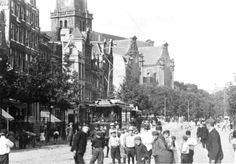 Geheugen van GVB tramlijn 3 - historie