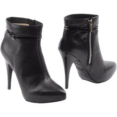 MICHAEL MICHAEL KORS Ankle boots - Item 44413610 ❤ liked on Polyvore