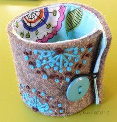 felt bracelets images - Bing Images
