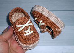 Пинетки кроссы для малышей – купить в интернет-магазине на Ярмарке Мастеров с доставкой