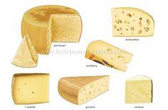Q PASTA PRENSADA: SEMI BLANDOS, SEMI DUROS, DUROS. Quesos madurados donde la masa, cocidas y prensadas, generalmente es firme y compacta. A menudo con una corteza dura, contienen menos de 35% de humedad. DURO: leche cruda intacta, +45% materia grasa,  madurac larga. SEMIDUROS: leche pasteurizada o cruda, madurac 3-6 m.