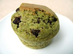 Matcha muffins: I want to make this!