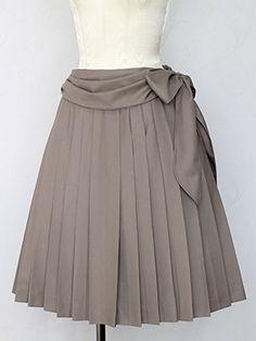 Victorian maiden ドーリープリーツスカート