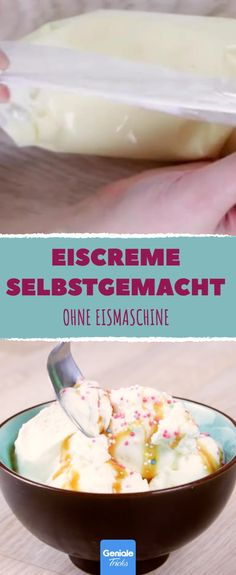 She pours the milk into a bag.- Sie gießt die Milch in einen Beutel. Beste Behandlung die … She pours the milk into a bag. Best treatment all the time … - Ice Cream Treats, Ice Cream Party, Meat Recipes, Cake Recipes, Cooking Recipes, Strawberry Banana Milkshake, Muffins, Food Humor, Creative Food