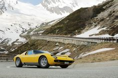 This year marks the 50th birthday of the Miura, and to celebrate the occasion…