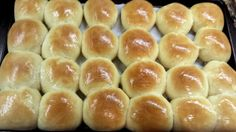 """Parker House Rolls - """":excited"""" @allthecooks #recipe"""