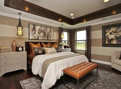 My Absolute Favorite Warm Color Palette Master Bedroom