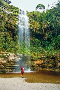 TREKKING - Cachoeirinha de Conceição do Ibitipoca, na trilha para a Janela do Céu