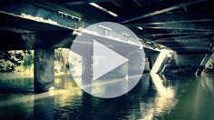 GIF - Flow under the bridge by turst67.deviantart.com on @DeviantArt