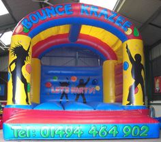 Adult Bouncy Castle £95