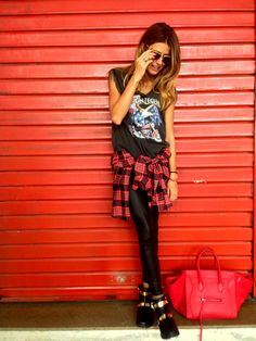 addicted to the GRUNGE STYLE