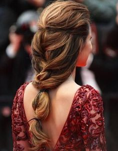 Super Hot Celebrity Long Hairstyles 2017 for Women