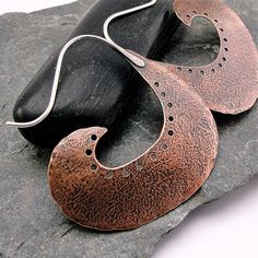 E-Tribal Earrings 3 by A.W.E. Shop, via Flickr