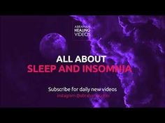 Abraham Hicks | ALL ABOUT SLEEP AND INSOMNIA - YouTube