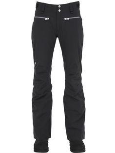PEAK PERFORMANCE SCOOT SKI PANTS, BLACK. #peakperformance #cloth #pants