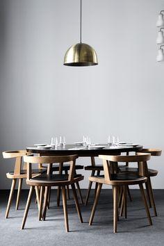 LYSVERKET / BERGEN / RESTAURANT | KBH Københavns Møbelsnedkeri |