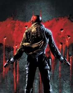 Red Hood in DC Movies Extended Universe Batman Movie Reboot Rumored to be Under the Red Hood