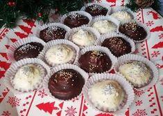 Staručký recept na vianočné košíčky :) Christmas Cooking, Biscotti, Food And Drink, Baking, Cupcakes, Breakfast, Recipes, Erika, Recipe