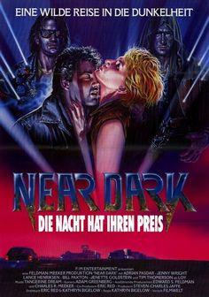 Near Dark, German poster