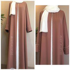 Hijab Gown, Hijab Outfit, Abaya Fashion, Fashion Outfits, Modele Hijab, African Fashion Skirts, Mode Abaya, Muslim Women Fashion, Afghan Dresses