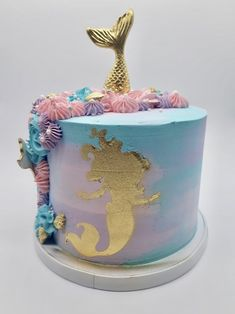 Mermaid Cakes, Cake Decorating, Party Ideas, Treats, Desserts, Food, Mermaid, Sweet Like Candy, Tailgate Desserts